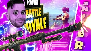 Fortnite : ok ... I Recredo on heavy sniper, Mamma Mia That Botte