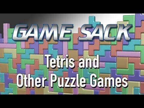 Game Sack - Tetris and Other Puzzle Games