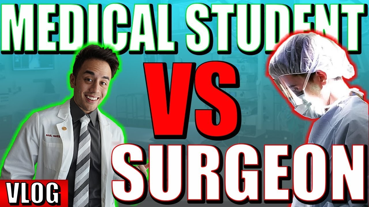 Image result for medical student vs resident surgeon