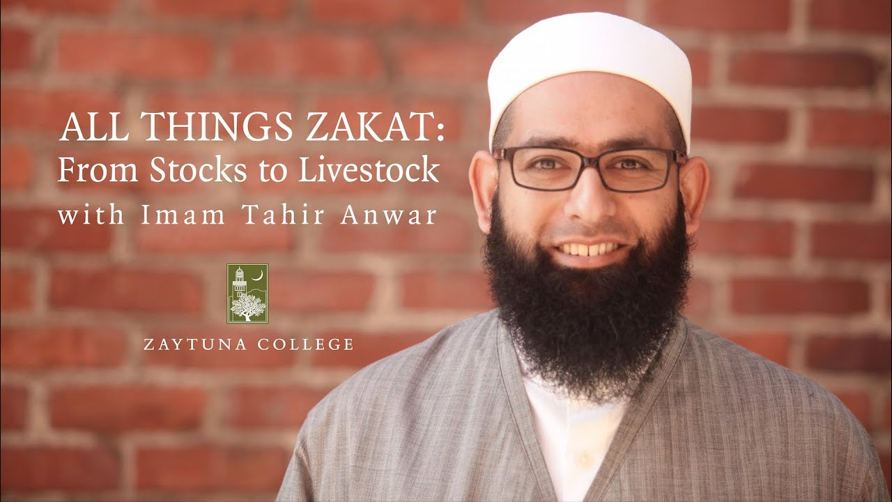 All Things Zakat: From Stocks to Livestock