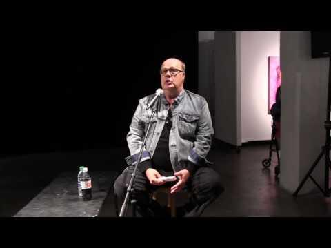 Patrick (P.S.) Gordon Artist Talk 4-1-16