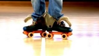how to dance with roller skates