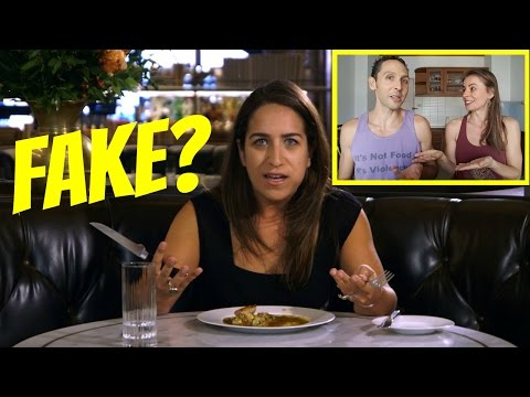 Watch A Vegetarian Eat Meat For The First Time In 22 Years RESPONSE