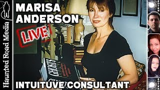 Intuitive Consultant Marisa Anderson on Edge of the Rabbit Hole!