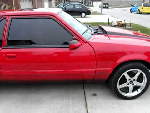 2011 Mustang For Sale >> 1986 Mustang GT hatchback for sale. Walk around. - YouTube
