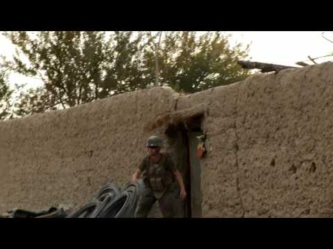 Marines Patrol Base Georgetown attack