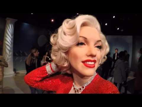 Madame Tussauds Wax Museum Hollywood