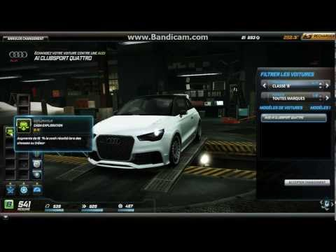 Audi A1 Club Sport Quattro nfsw