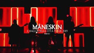 Il Ballo della Vita TOUR (Ep.1) | Måneskin