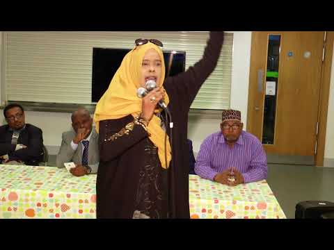 Charity donation By Somali Education Development Centre (SEDEC) 8 11 2017