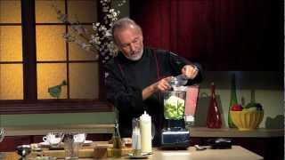 Chefs In The City 2012 - Chef Hubert Keller - White Grape Gazpacho