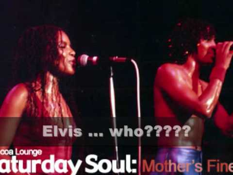 BURNING LOVE  Mothers Finest