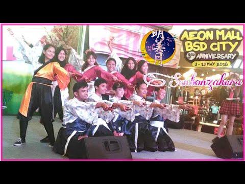 Yosakoi Competition @ Aeon Mall BSD City