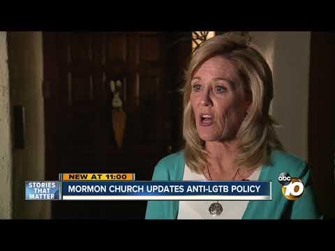 Mormon Church Policy Update