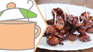 Nigerian Small Chops 1: Peppered Gizzards