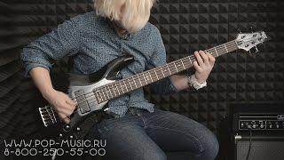 Бас-гитара SCHECTER C-5 SGR BASS