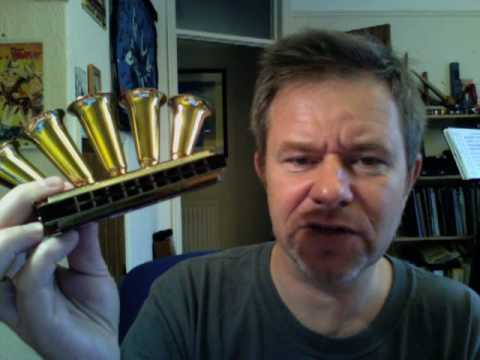 Hohner Trumpet Call review from playharmonica.co.uk