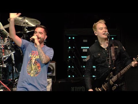 A Day To Remember - Private Eye ft. Matt Skiba (LIVE)