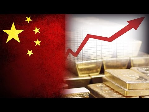Apr 19 China Gold Price Fix is Here! What it Means - Gwen Preston, Resource   Sector Expert