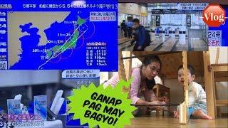 Typhoon Trami | life in Japan | TYPHOON IN JAPAN 2018 | Japan Vlog | JAPAN