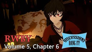 Can we trust Ozpin??? RWBY Vol 5 Ch 6 Discussion/Reaction!