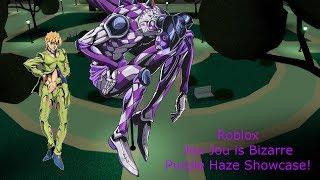 Roblox Jou Jou is Bizarre Purple Haze Showcase!