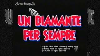 Sigla d'apertura italiana - Lupin III - Un diamante per sempre + Promo