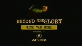 Nick Van Exel - Beyond The Glory in full documentary