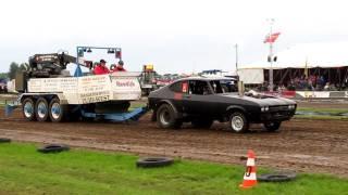Carpulling Made 2011 Black Dynamite finale autotrek
