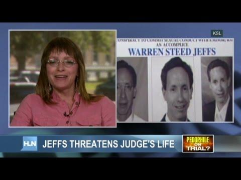 CNN: Warren Jeffs Threatens Judge's Life