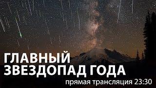 Главный звездопад года: прямая трансляция