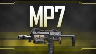 MP7 - Black Ops 2 Weapon Guide
