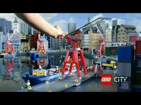 LEGO City - The Harbor