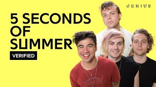 """5 Seconds of Summer """"Valentine"""" Official Lyrics & Meaning 