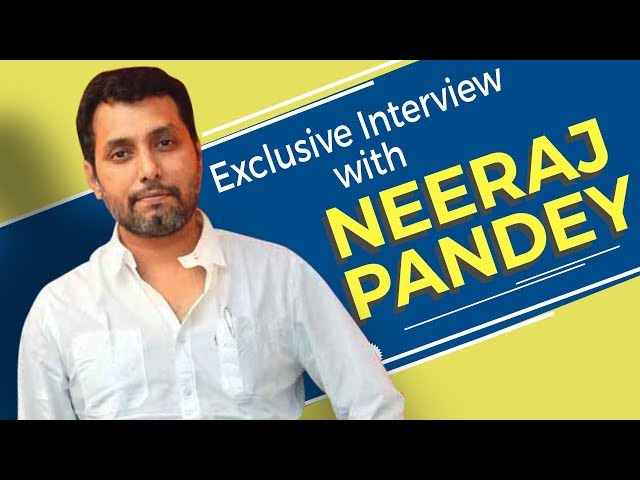 Neeraj Pandey talks about his NEW WEB Show Special OPS and the SPECIAL Thing about it [EXCLUSIVE]