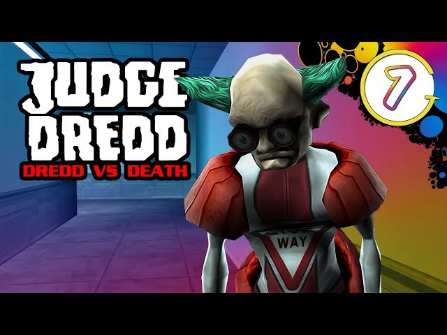 Left Hook of the Law | Judge Dredd: Dredd vs Death Part 7