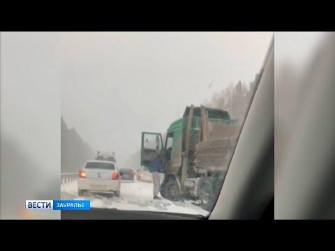 Четверо погибших в ДТП на трассе Курганской области