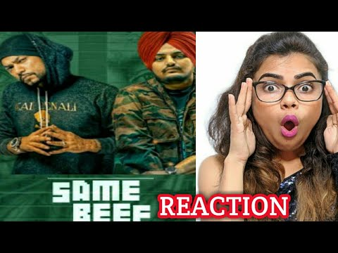 Download Lagu  Same Beef Song | Bohemia | Ft. | Sidhu Moose Wala | Byg Byrd | New Punjabi Song 2019 | Reaction Mp3 Free