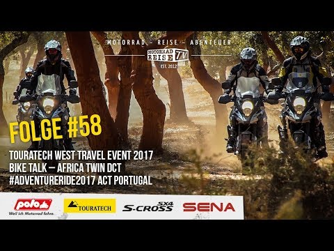 Motorradreise.TV Folge #58 – Travel Event West, Africa Twin