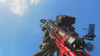 Black Ops 3 | Quick Scoping Gameplay With Red Tiger Locus Sniper Rifle! [PS4 Gameplay]