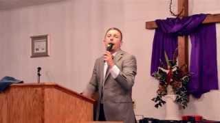 claude gilbert preaching at arthur ridge holiness church message a spiritual autopsy 11 28 15
