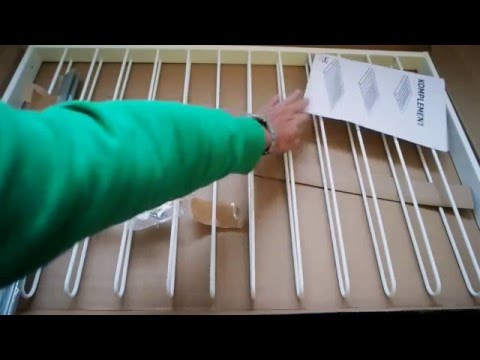 Ikea Komplement Pull Out Trouser Hanger Youtube