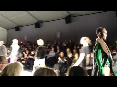NY Fashion Week: Yigal Azrouel F/W 2011