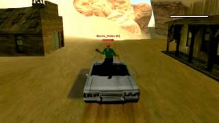 samp [ My Game ] клип ( Ярмак-жара )