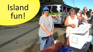 Day 5 - TORTOLA! - Island & Beach Tour w/ the Sea Cruisers GROUP! Cruise Vlog [ep14]