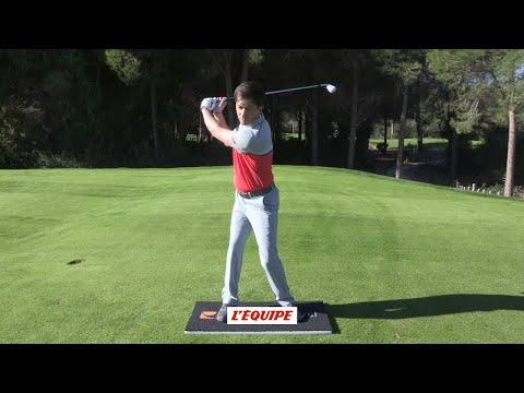 Golf - Tips : Avoir un bon équilibre