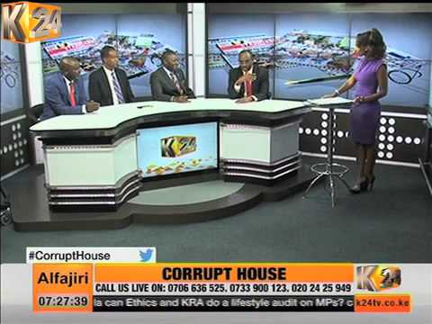 Newspaper Review: Corrupt House
