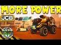 JCB Pioneer Mars Gameplay : More Power & Base Building! (PC Let's Play Sandbox)