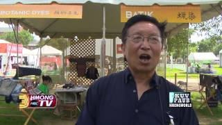 3HMONGTV NEWS[HD]: Guizhou Miao perform at the 2014 Smithsonian Festival in Washington DC. Pt 2.