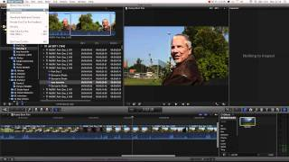 Final Cut Pro X Tutorial pt. 16 - Sub-clipping and Favourites